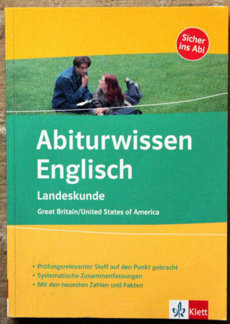 Abiturwissen Landeskunde: Great Britain /United States of America