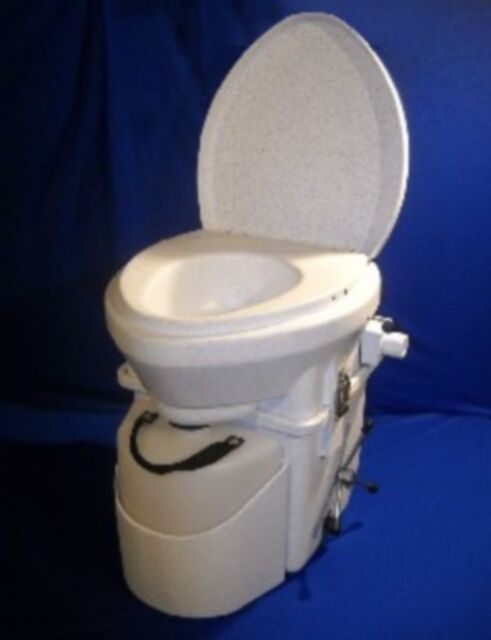 Nature\'s Head Composting Toilet With Spider Handle 2day Ship | eBay