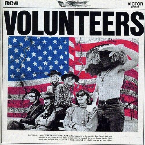 Jefferson Airplane - Volunteers [New CD]