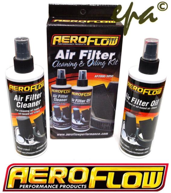 AEROFLOW AIR FILTER CLEANR OIL KIT SUIT COTTON AIR FILTERS BMC K&N AF2000-5050