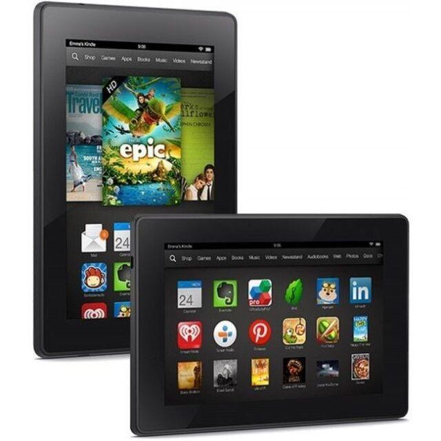 Amazon Kindle Fire HD 7 (2nd Generation) 16GB, Wi-Fi, 7in