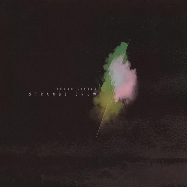 "Roman Lindau - Strange Brew EP (Vinyl 12"" - 2016 - EU - Original)"