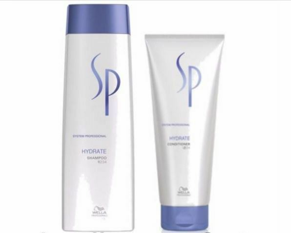 Wella SP System Professional Hydrate Shampoo and Conditioner DUO