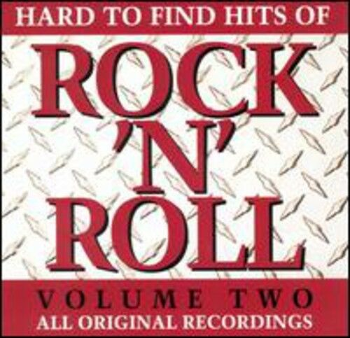 Various Artists - Hard to Find Hits of Rock & Roll 2 / Various [New CD] Manufact