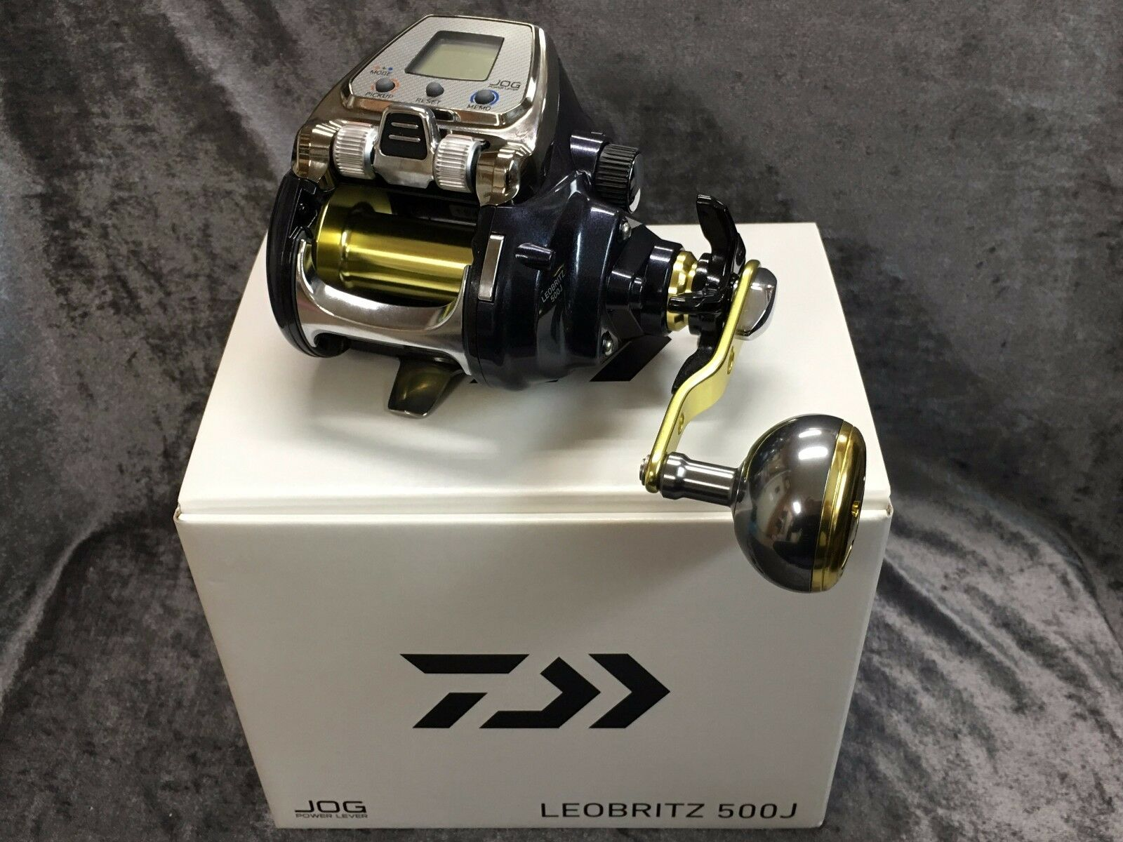 s l1600 electric fishing reel ebay  at soozxer.org