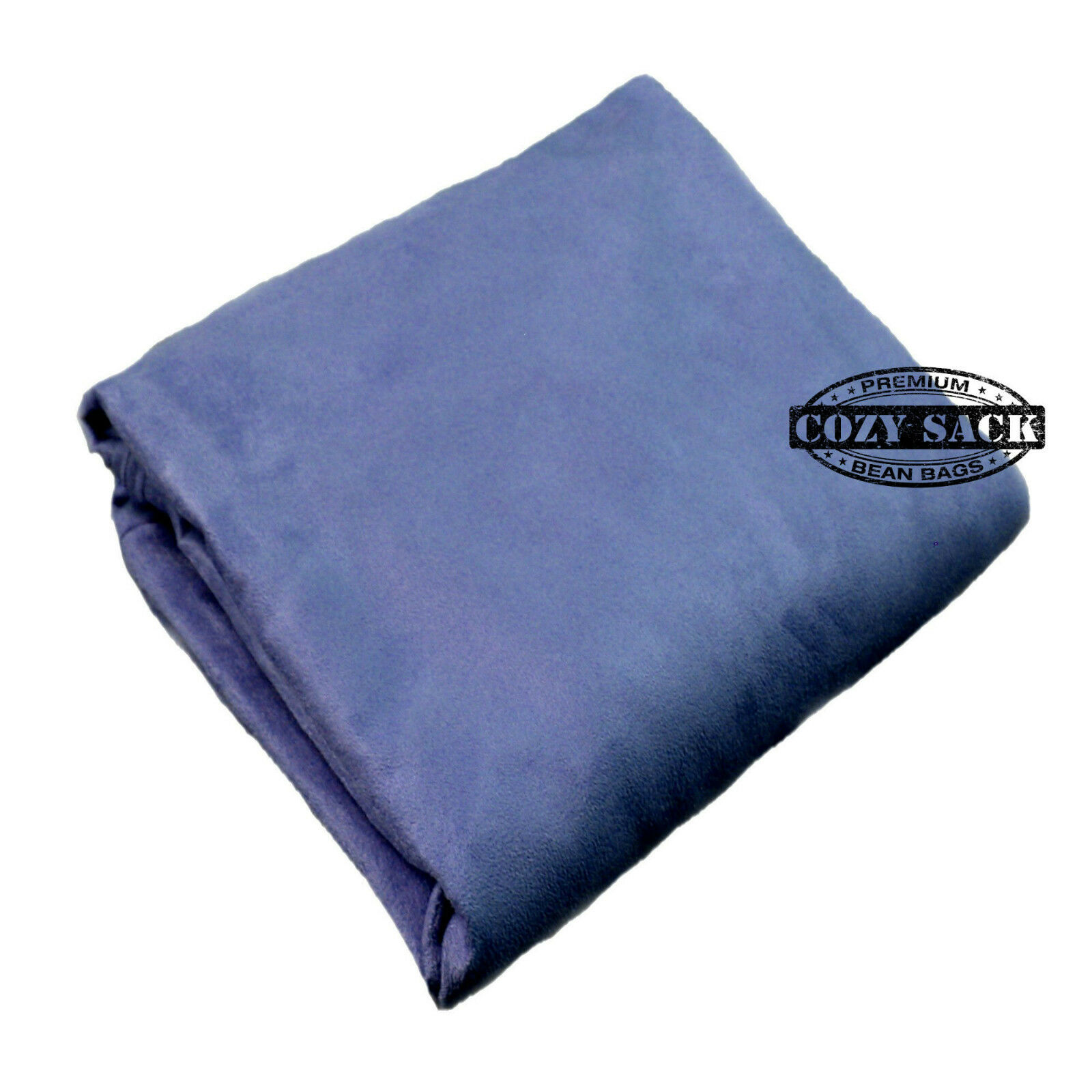 Cozy Sack Replacement Cover For Bean Bag Chair Sky Blue