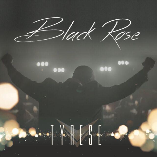 TYRESE - BLACK ROSE (CD) Sealed
