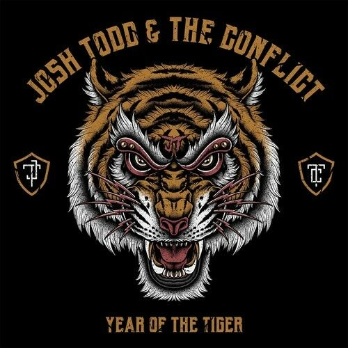 Josh Todd - Year Of The Tiger [New CD]