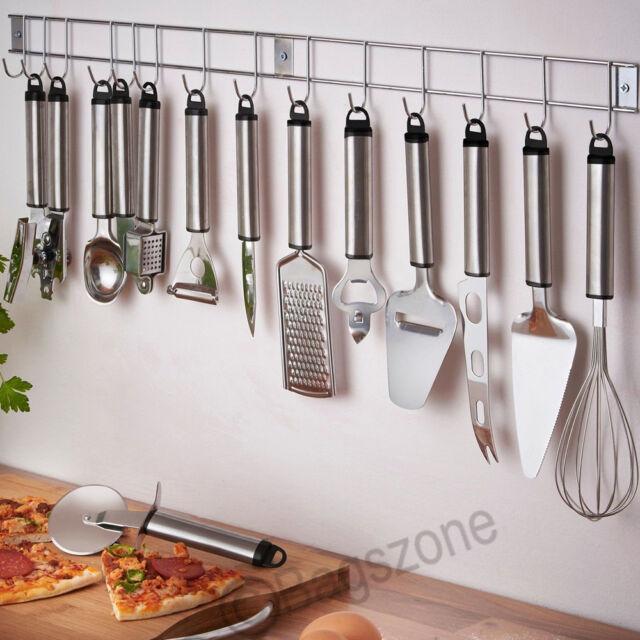 Kitchen Utensil Hanging Bar