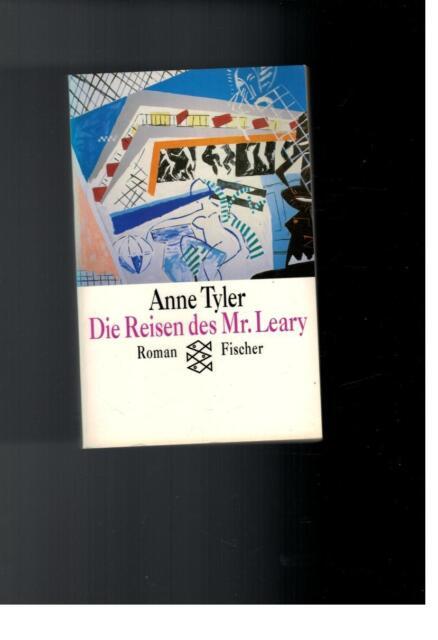 Anne Tyler - Die Reisen des Mr. Leary - 1992