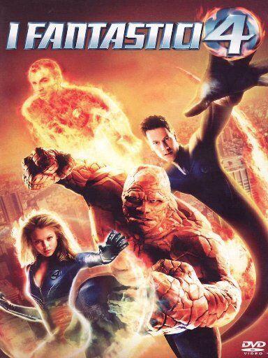 I Fantastici 4 (2005) DVD