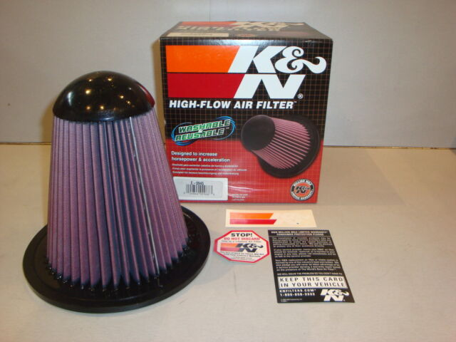 K&N AIR FILTERS - FORD FALCON BA, XR8 FPV PURSUIT 02-05 FORD F- KNE-0945