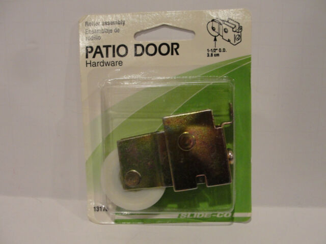 Slide co 13170 patio door roller assembly 13170 new ebay slide co roller assembly patio door hardware 1 12 od planetlyrics Gallery