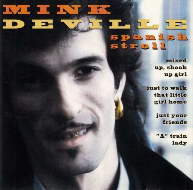 MINK DEVILLE : SPANISH STROLL / CD - TOP-ZUSTAND