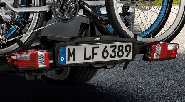 Original BMW Fahrradheckträger Pro 2.0 Heckträger Fahrradträger 82722287886