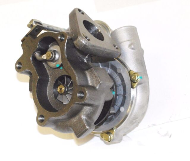 Small Plastic Turbocharger: EMUSA Turbo Charger Gt15 T15 Motorcycle ATV Bike Small