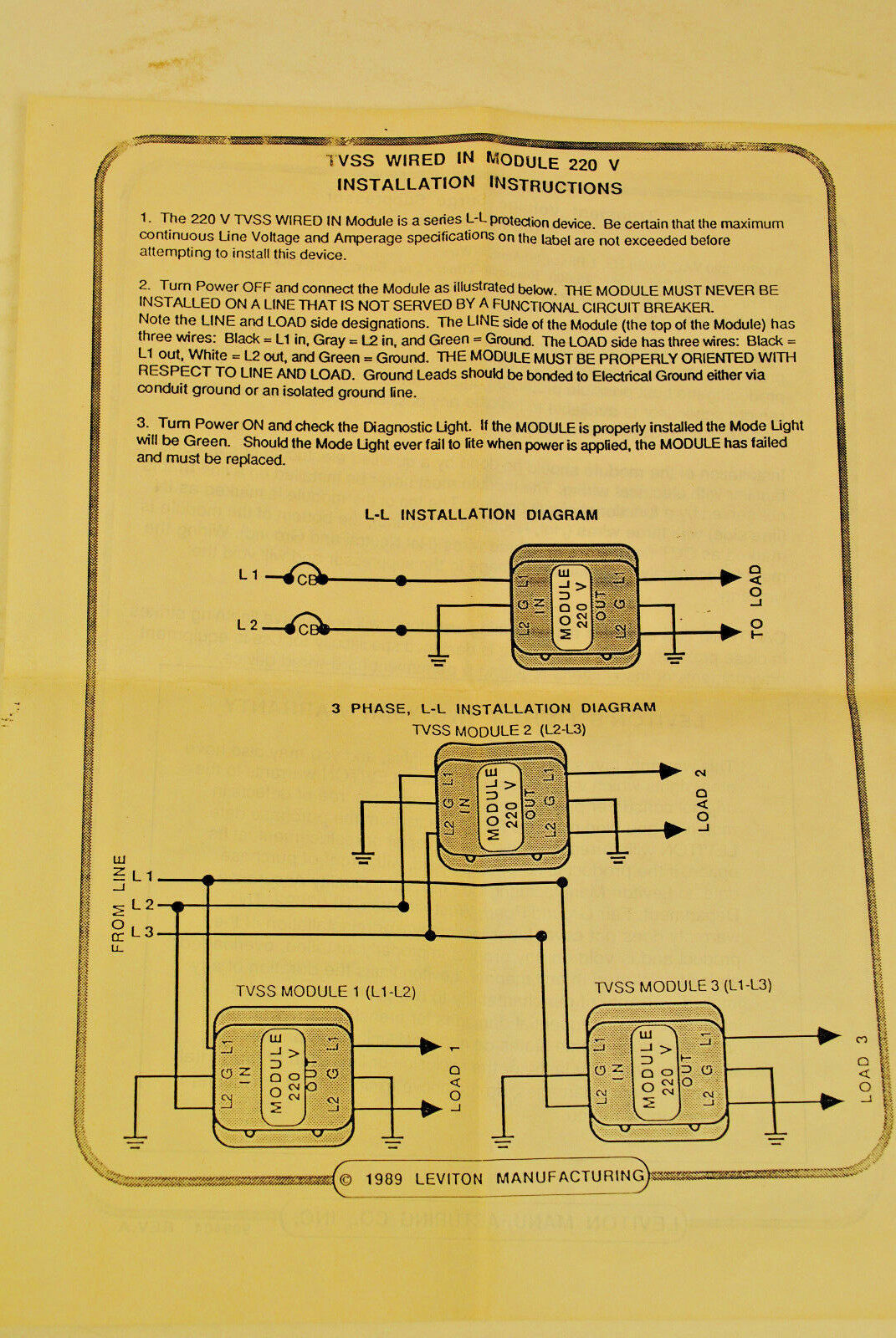 Tvss Breaker Wiring Diagram Electrical Diagrams Switch Together With 220 Volt Leviton 51210 Wm 220v 1 Ph 10a Transient Voltage Surge Suppressor Dc