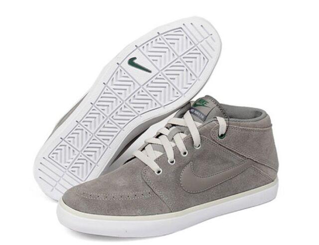 Nike men's Suketo Mid Leather Shoes