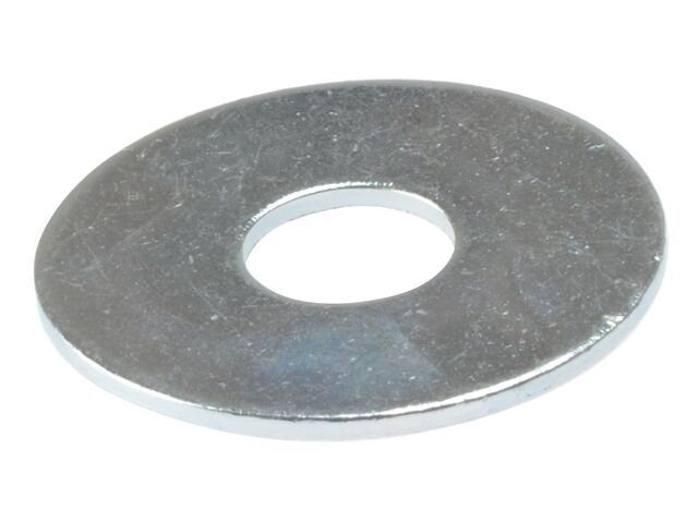 FORGEFIX FORRWAS1040B Flat Repair Washer ZP M10 x 40mm Blister 5