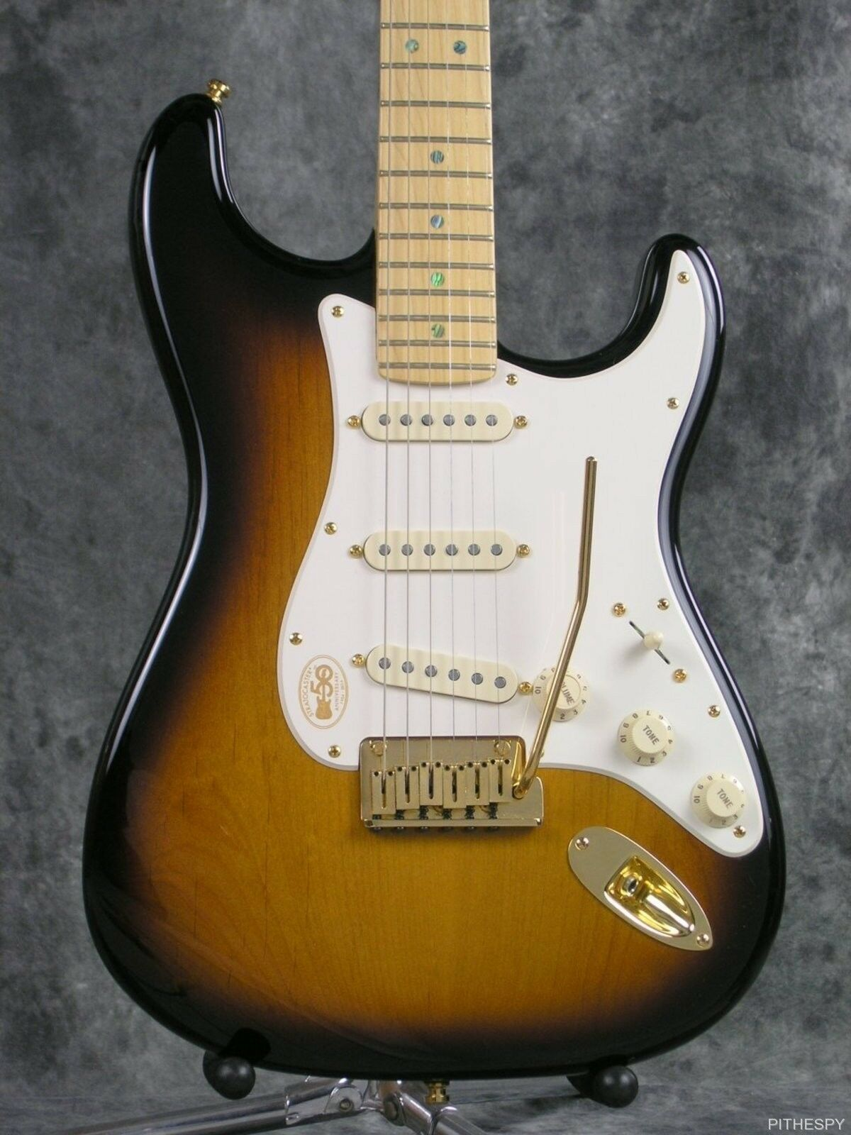 1996 50th anniversary fender stratocaster value