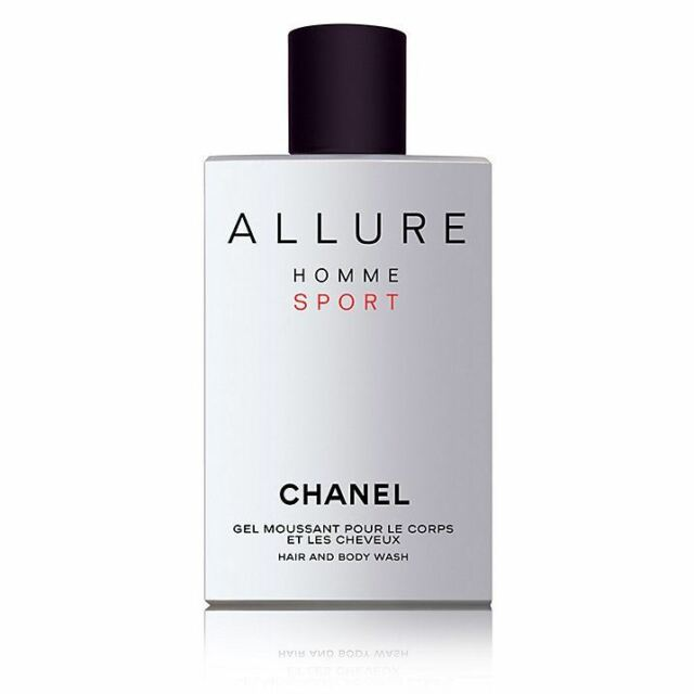 Chanel Allure Homme Sport Hair And Body Wash 200ml Haircare Men