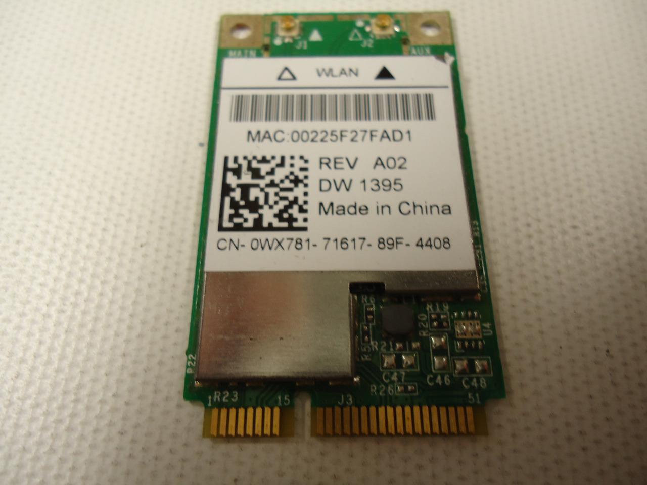 Dell Wireless WLAN Mini-Card Driver for Linux - Dell Community