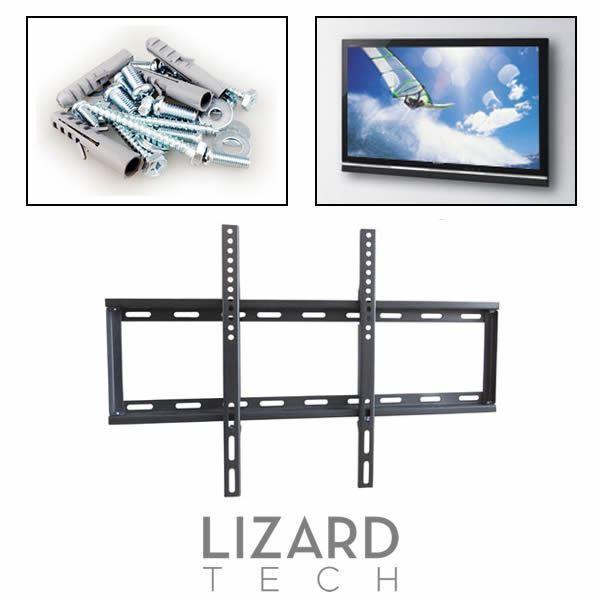 "TV Wall Mount Bracket Vesa 600 x 400mm for  Panasonic TX-L42E6B 42"" TV"