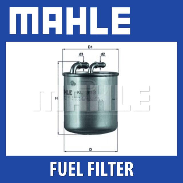 Mahle Fuel Filter KL313 (Mercedes A,B,C, E Class)