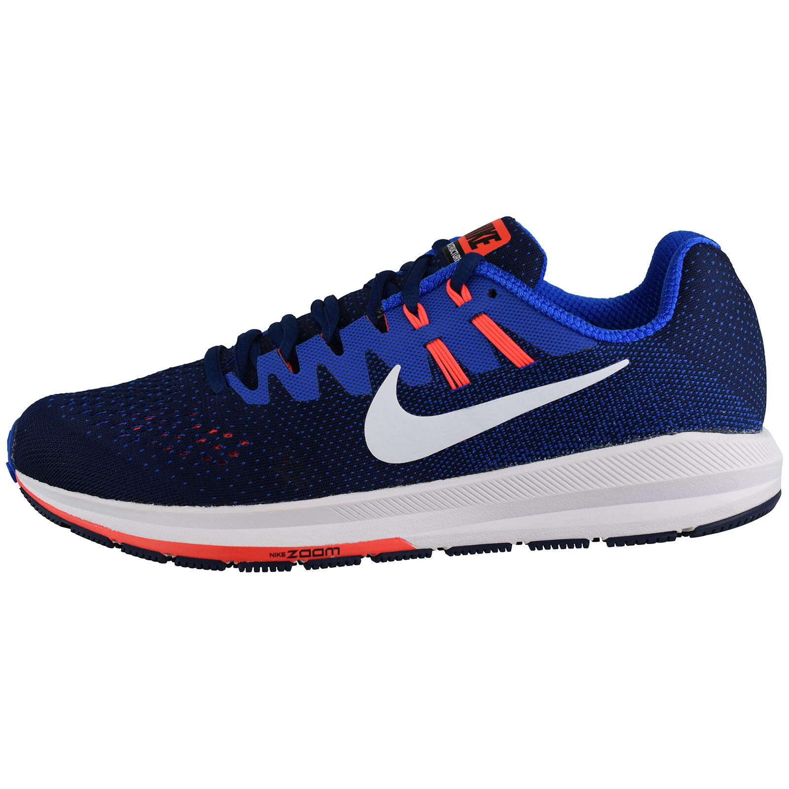 Nike Air Zoom Structure 20 849576-400 Jogging Running Shoes Casual Trainers