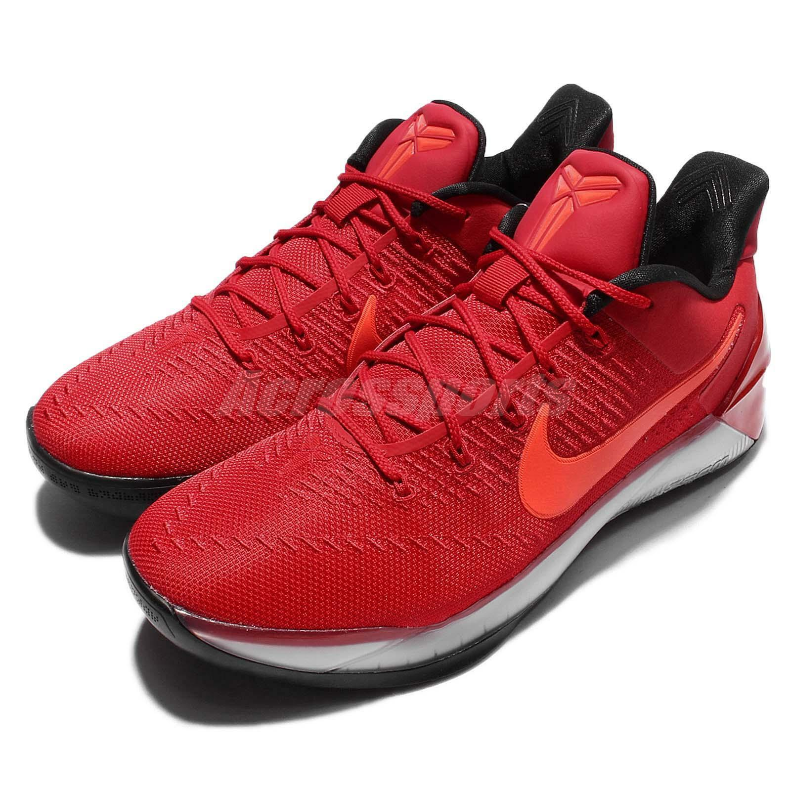 Nike Kobe A.D. EP Bryant XII 12 AD University Red Men Basketball Shoe 852427608