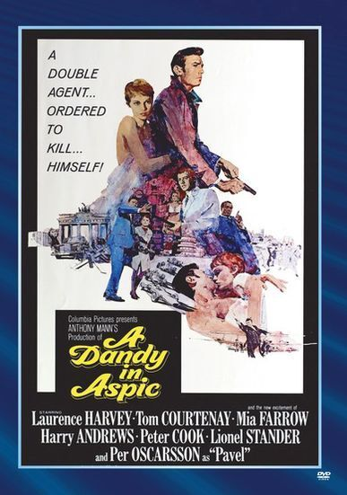 DANDY IN ASPIC Region Free DVD - Sealed