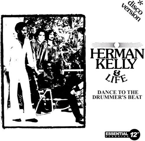 Herman Kelly & Life - Dance to Drummer's Beat [New CD] Manufactured On Demand