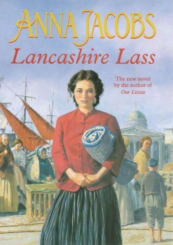 Lancashire Lass,Anna Jacobs- 9780340748268