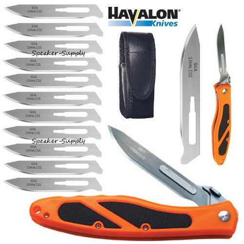 Havalon Piranta Edge Knife