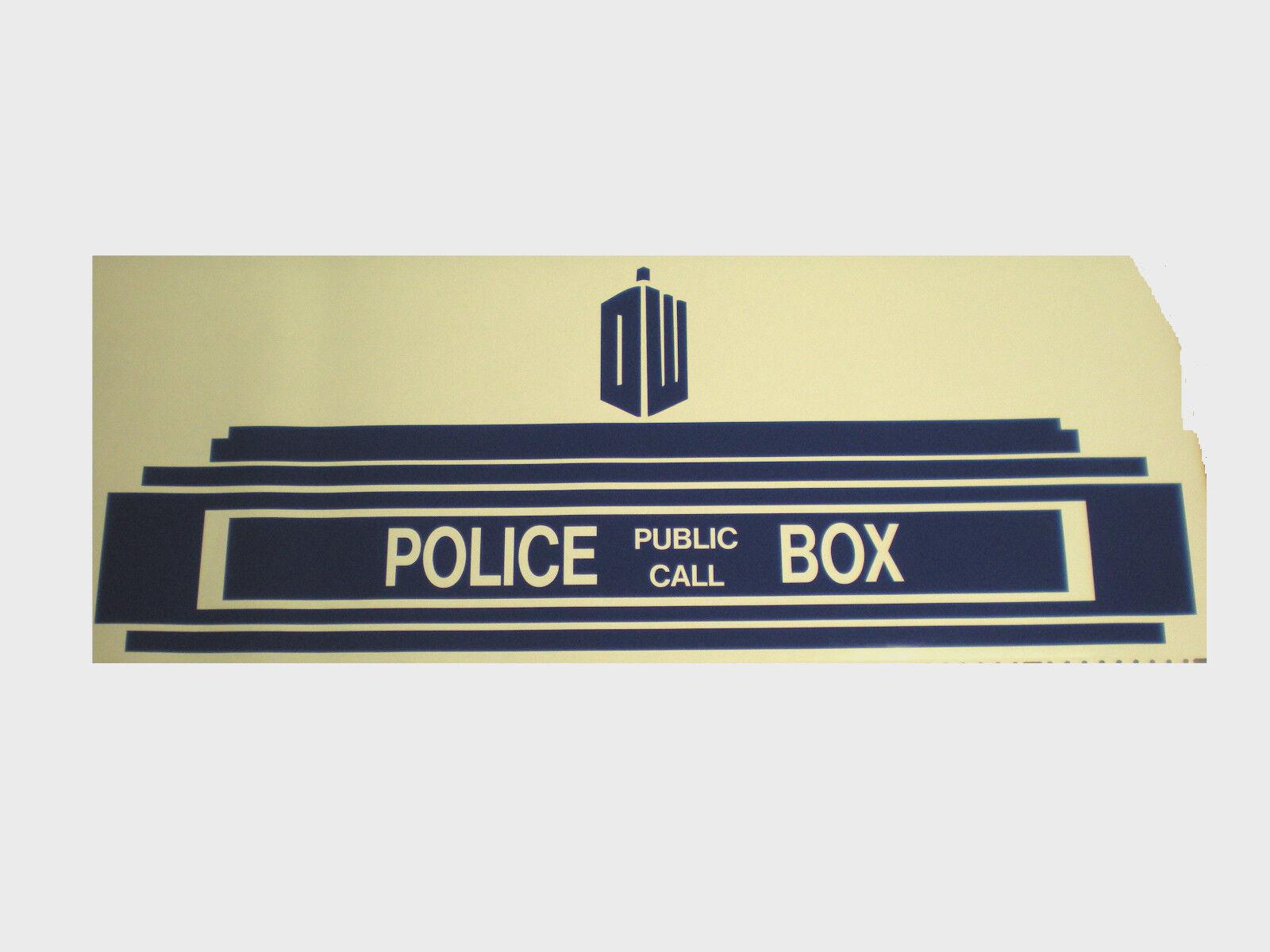 good looking doctor who tardis door decal. Picture 1 of Tardis Door Decal Doctor Who Style Sticker Kids Room Wall Decor 32