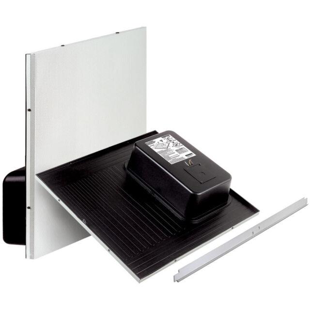 Bogen CSD2X2/U Drop In Ceiling Speaker Pair 2 X 2 Ft. White