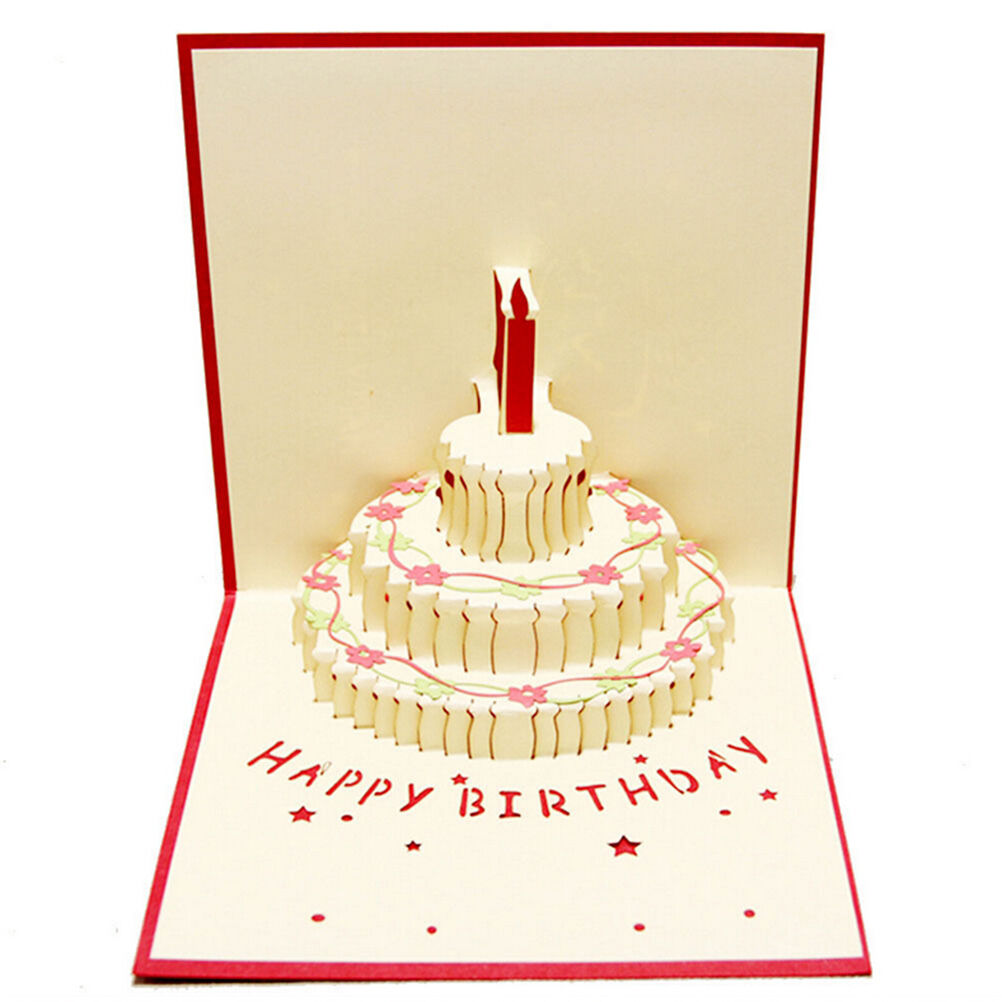Unbranded Birthday Greeting Cards Invitations For Sale Ebay