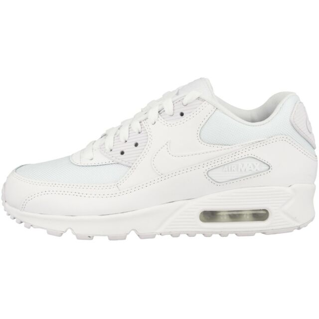 Nike Air Max 90 Essential Scarpe Sneaker 537384111 Bianco 1 97 Premium Classic