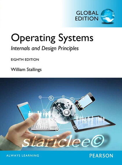 Operating systems internals and design principles by william resntentobalflowflowcomponentncel fandeluxe Images