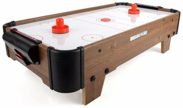 27 Inch Air Hockey Table Game Childrenu0027s Kids Adults Family Fun Xmas Gift  New