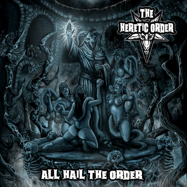 THE HERETIC ORDER - All Hail The Order - CD - 200907