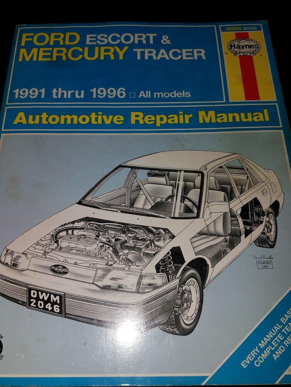 Haynes automotive repair manual haynes ford escort repair manual picture 1 of 7 fandeluxe Images