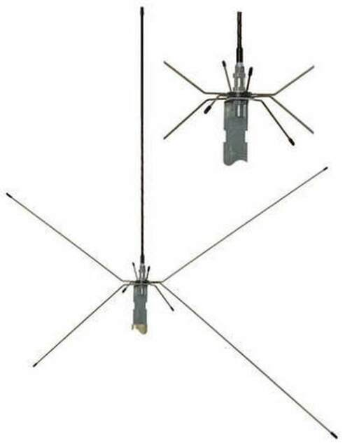 ProComm Sp-800 Spider Broadband Discone Scanner Base Antenna 30 ...
