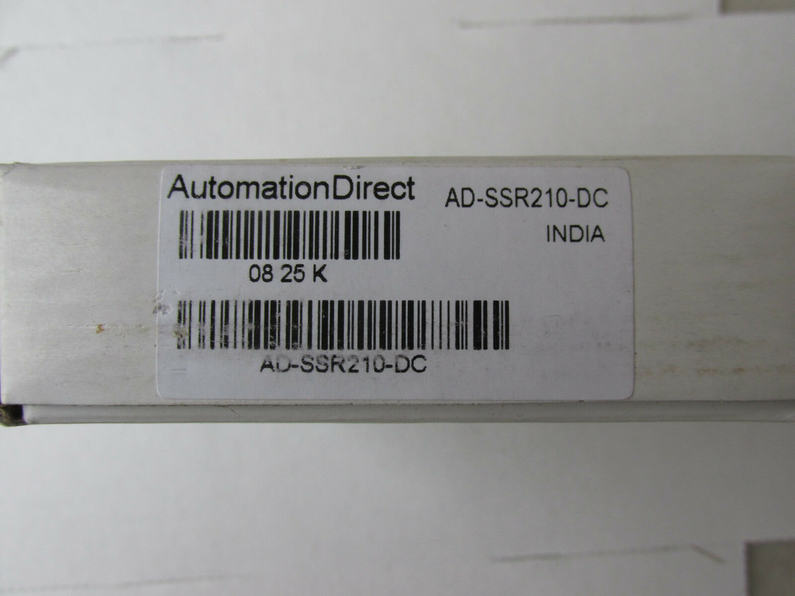 3x Automation Direct Solid State Relay Adssr210dc eBay