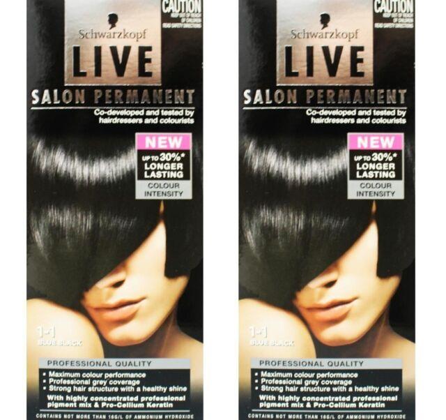 Salon Hair Colour