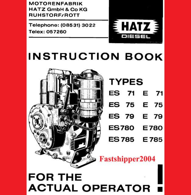engine instruction manual choice image