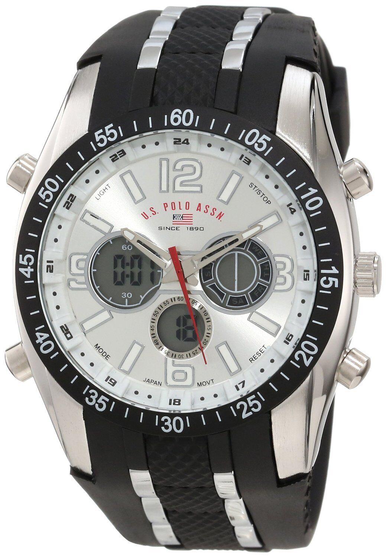 4b6abfd0839 U.S. Polo Assn. US9061 Wrist Watch For Men