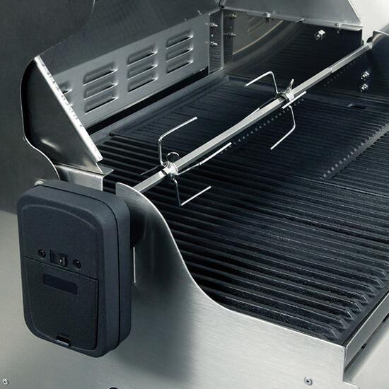 Gasmate Battery Rotisserie Kit GRT2   BBQ  Grill  
