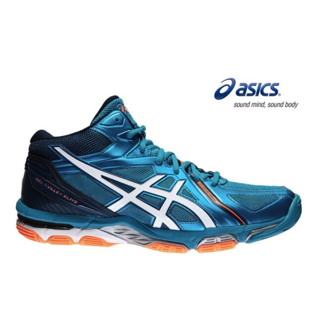 ASICS GEL VOLLEY ELITE 3 MT B501N 4301 TG. 45 US 11