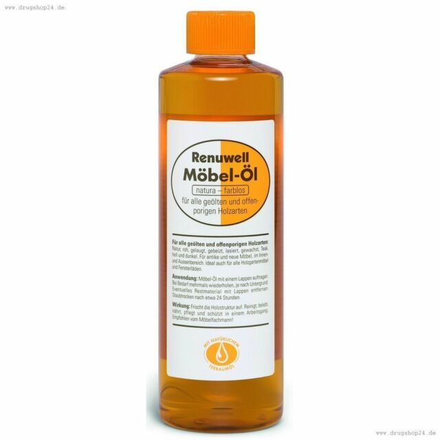 1x MÖBELÖL Renuwell  500 ml Möbelpflege Möbel-Öl